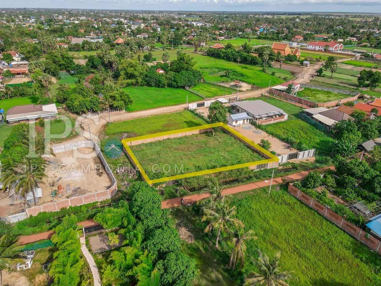 1136 Sqm Land  For Sale - Chreav, Siem Reap