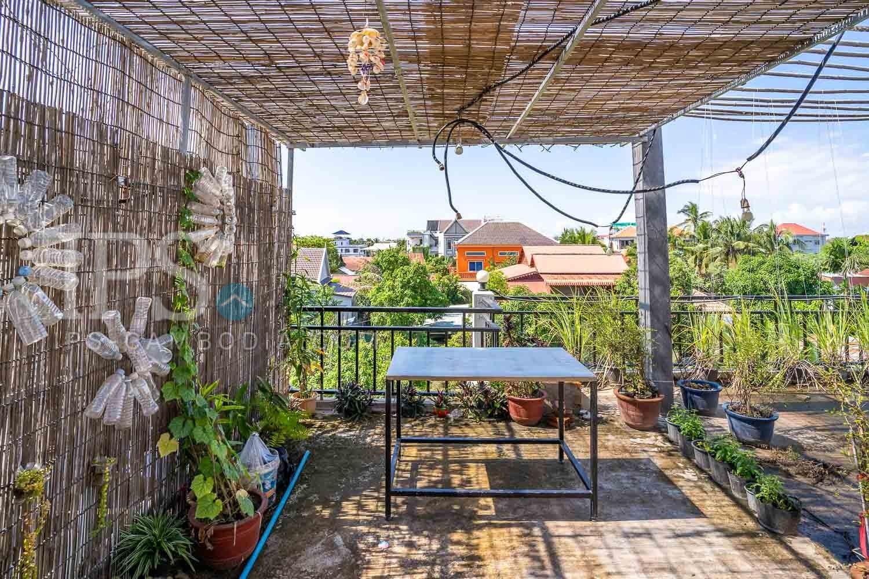 4 Bedroom Apartment For Rent - Sala Kamreuk, Siem Reap