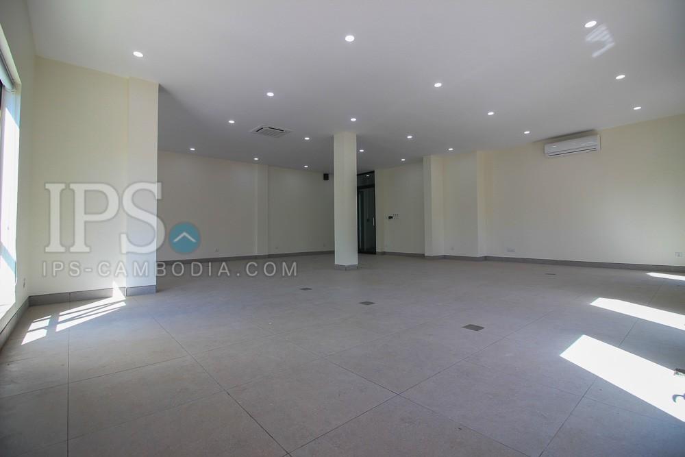 120 Sqm Office Space For Rent - Toulkork, Phnom Penh