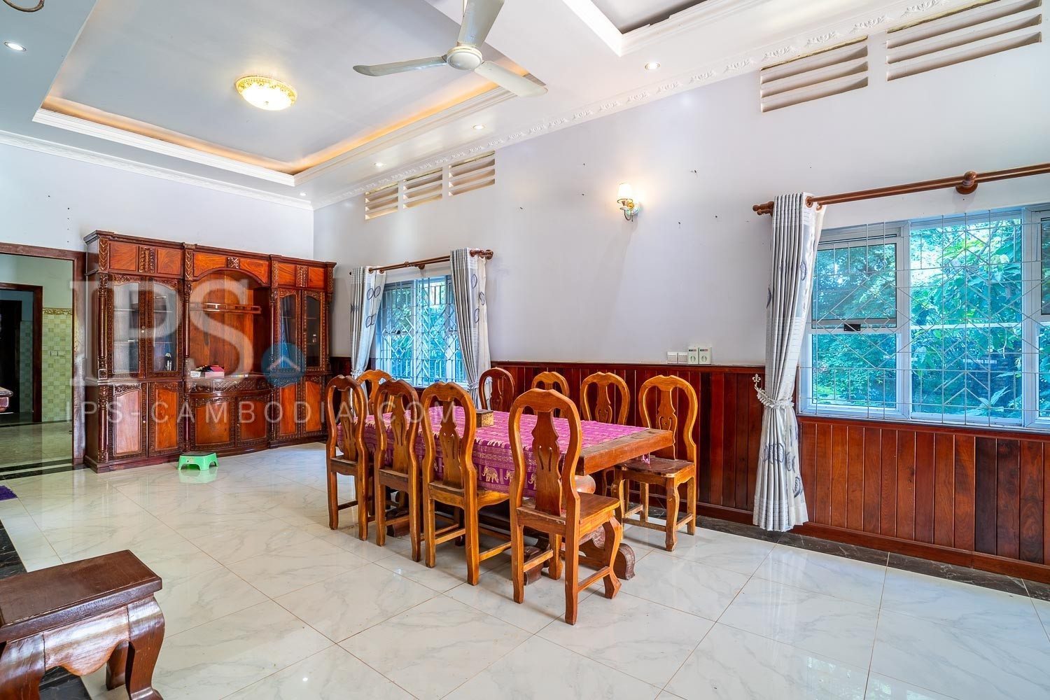 6 Bedroom Villa For Rent - Sala Kamreuk, Siem Reap