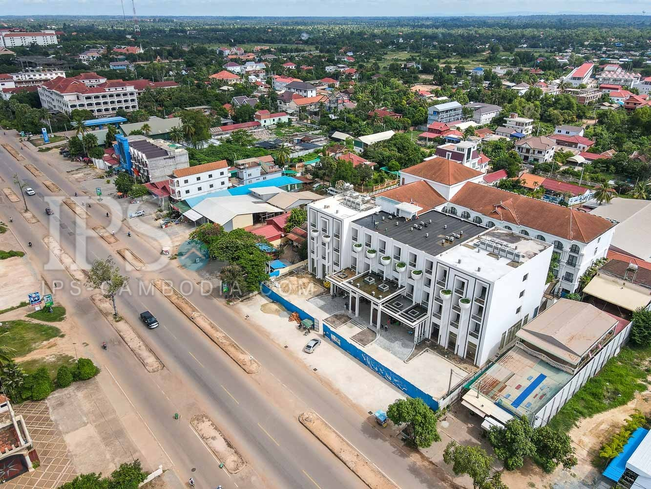 150 Bedroom Hotel For Sale - Svay Dangkum, Siem Reap
