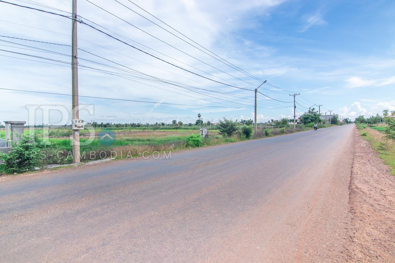 12800 Sqm Land For Sale - Sra Ngae, Siem Reap