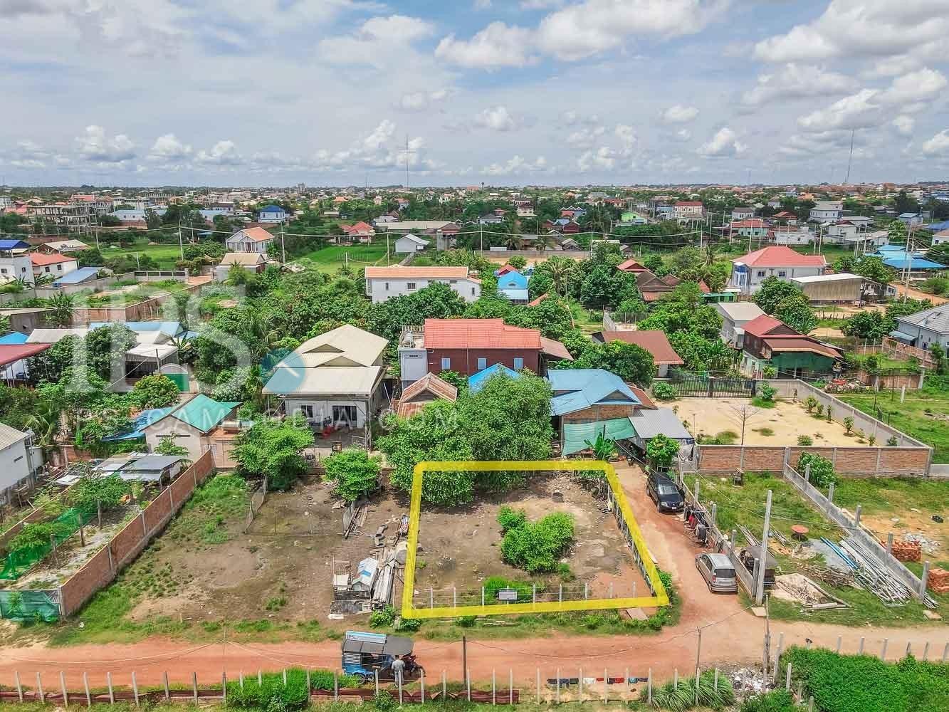 299 Sqm Land For Rent - Kandek, Siem Reap