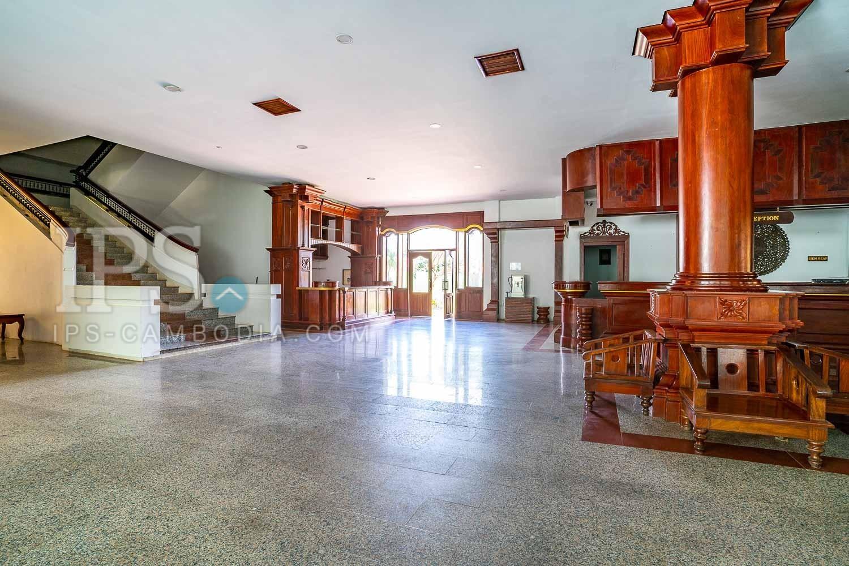 150 Bedroom Hotel For Sale - Svay Dangkum, Siem Reap