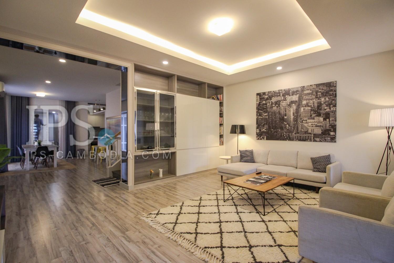 4 Bedroom Twin Villa For Sale - Boeng Snor, Phnom Penh