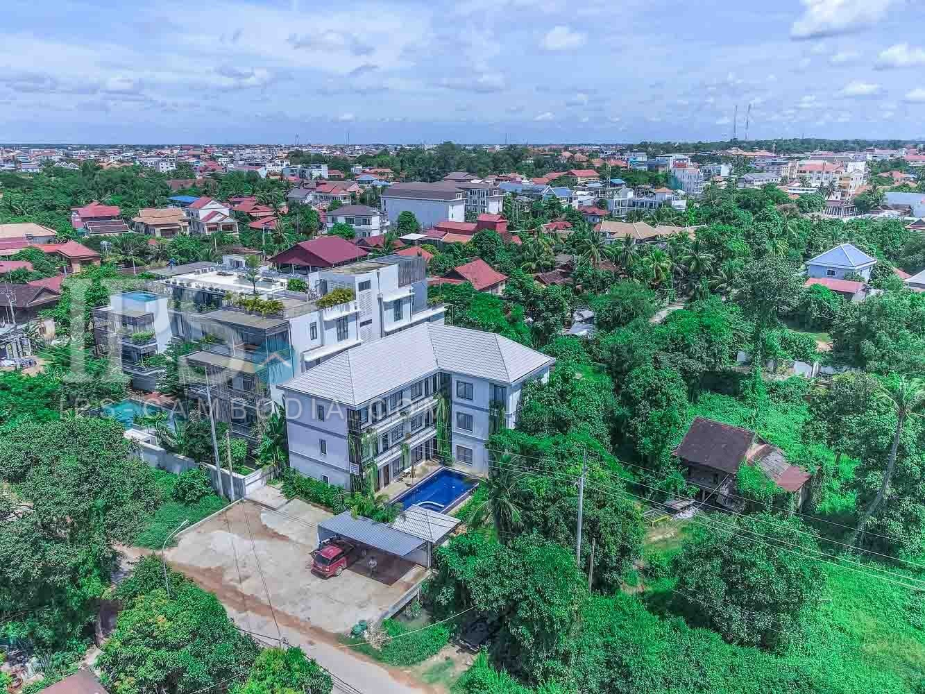 21 Bedroom Apartment For Sale - Sala Kamreuk, Siem Reap