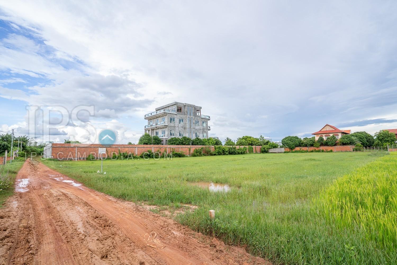 2300 Sqm Land For Sale - Chreav, Siem Reap