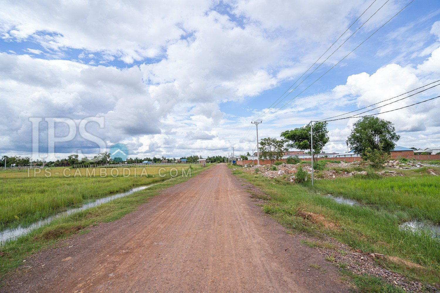 481 Sqm Land For Sale - Bakong District, Siem Reap