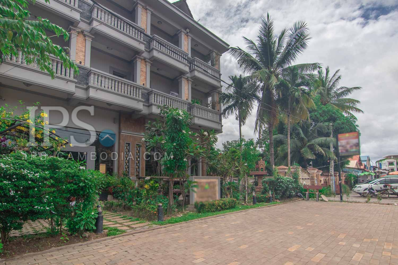 22 Room Boutique Villa For Sale - Sala Kamreuk, Siem Reap