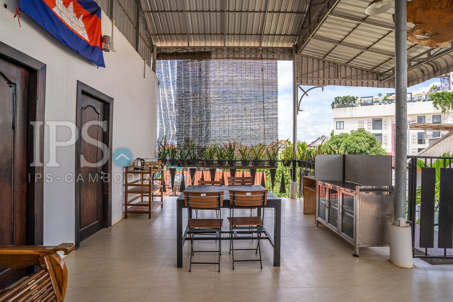 2 Studio Apartment For Rent - Svay Dangkum, Siem Reap