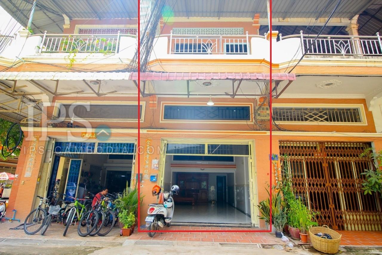 4 Bedroom Shophouse For Sale - Sen Sok, Phnom Penh