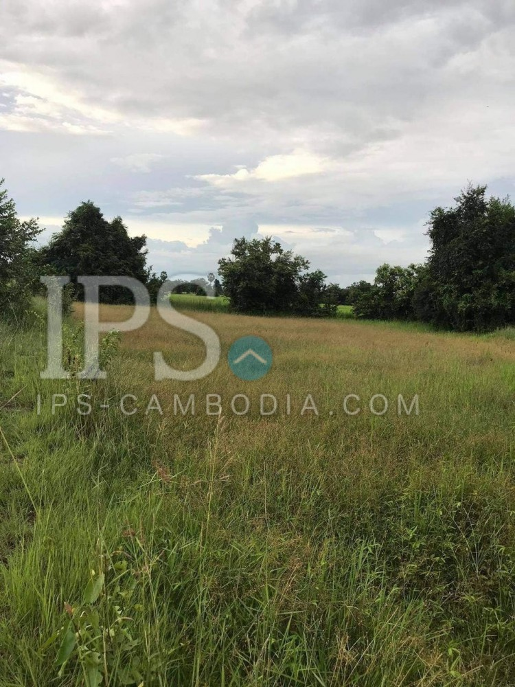 4287 Sqm Land For Sale - Somrong Tong, Kampong Speu