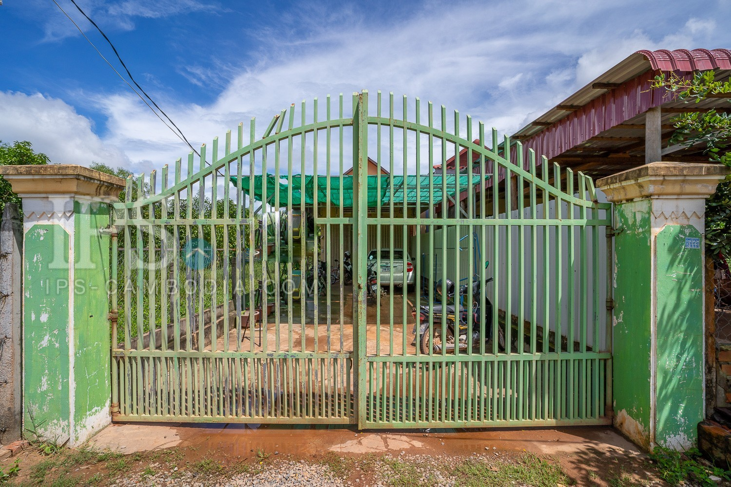 2 Bedroom House For Sale - Svay Thom, Siem Reap