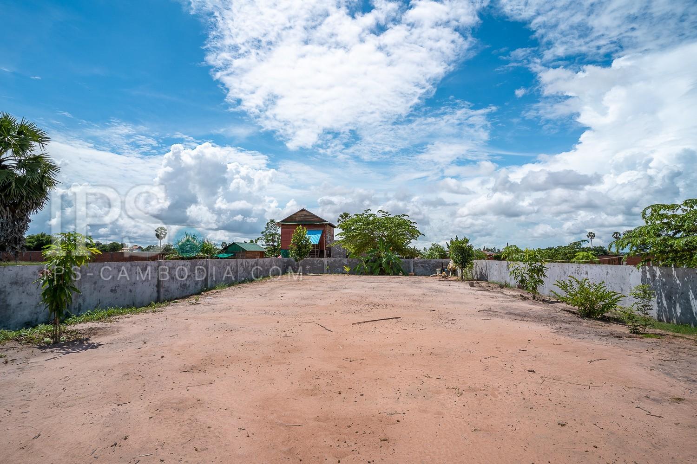 510 Sqm Land For Sale - Svay Thom, Siem Reap