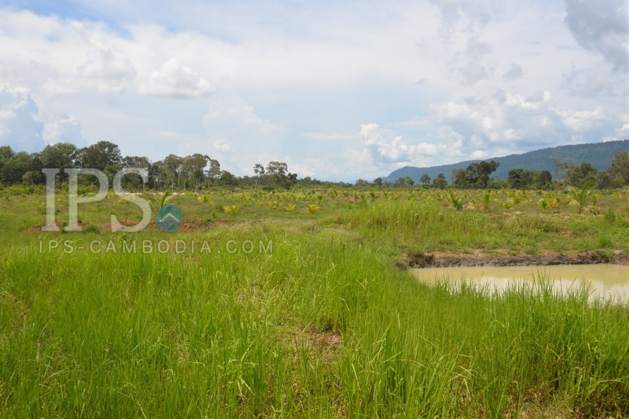 13 Hectare Land For Sale - Sre Ambel, Koh Kong