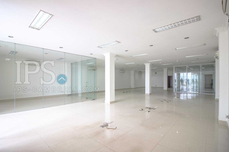 112 Sqm Office Space For Rent - Daun Penh, Phnom Penh