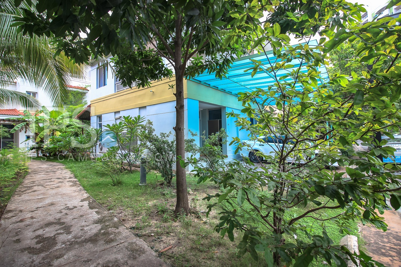 5 Bedroom Villa For Rent - Toul Kok, Phnom Penh