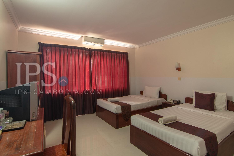 49 Bedroom Hotel For Sale - Sala Kamreuk, Siem Reap