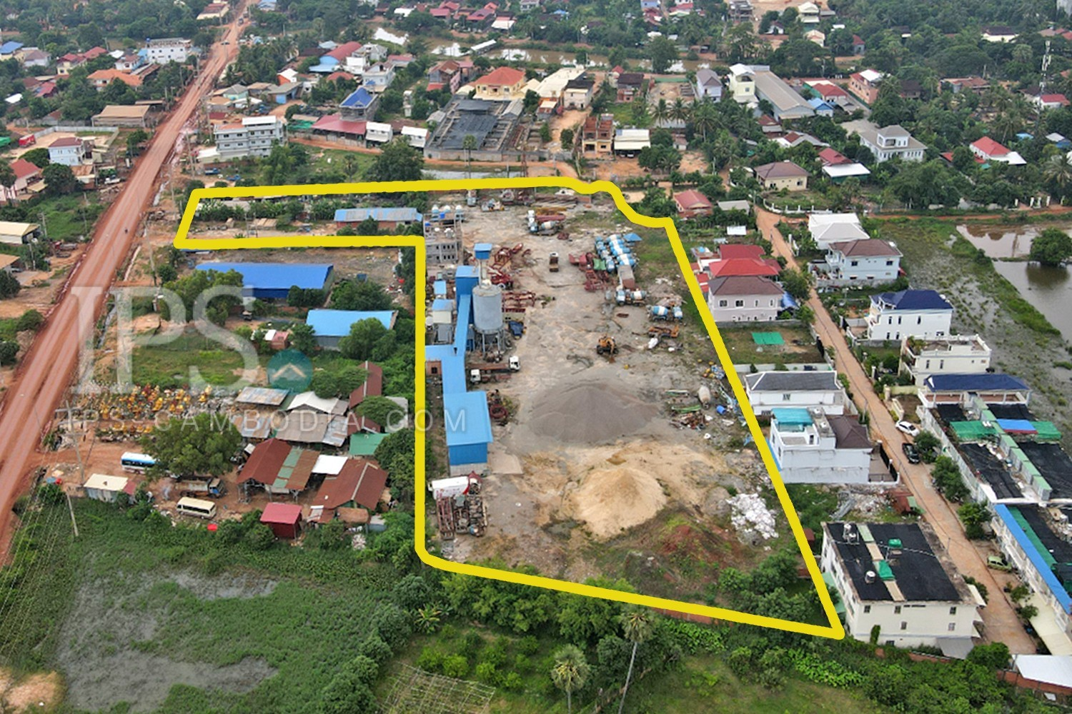 13016 sqm Land for For Sale - Svay Dangkum, Siem Reap