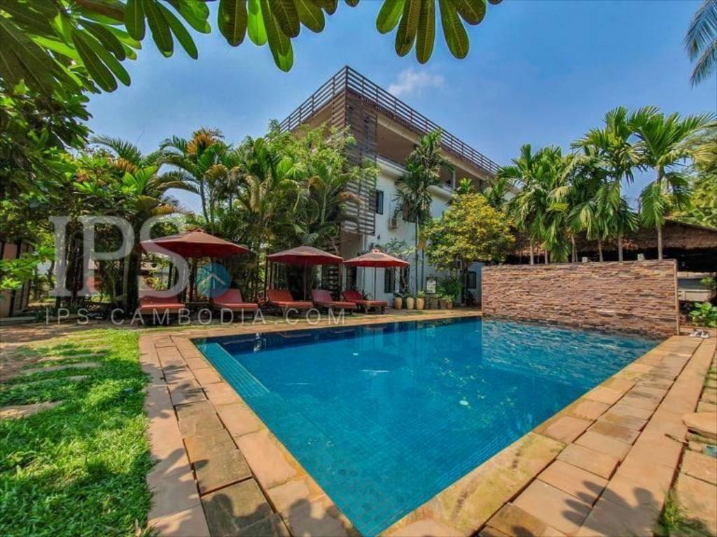 16 Bedroom Hotel For Sale - Slor Kram, Siem Reap