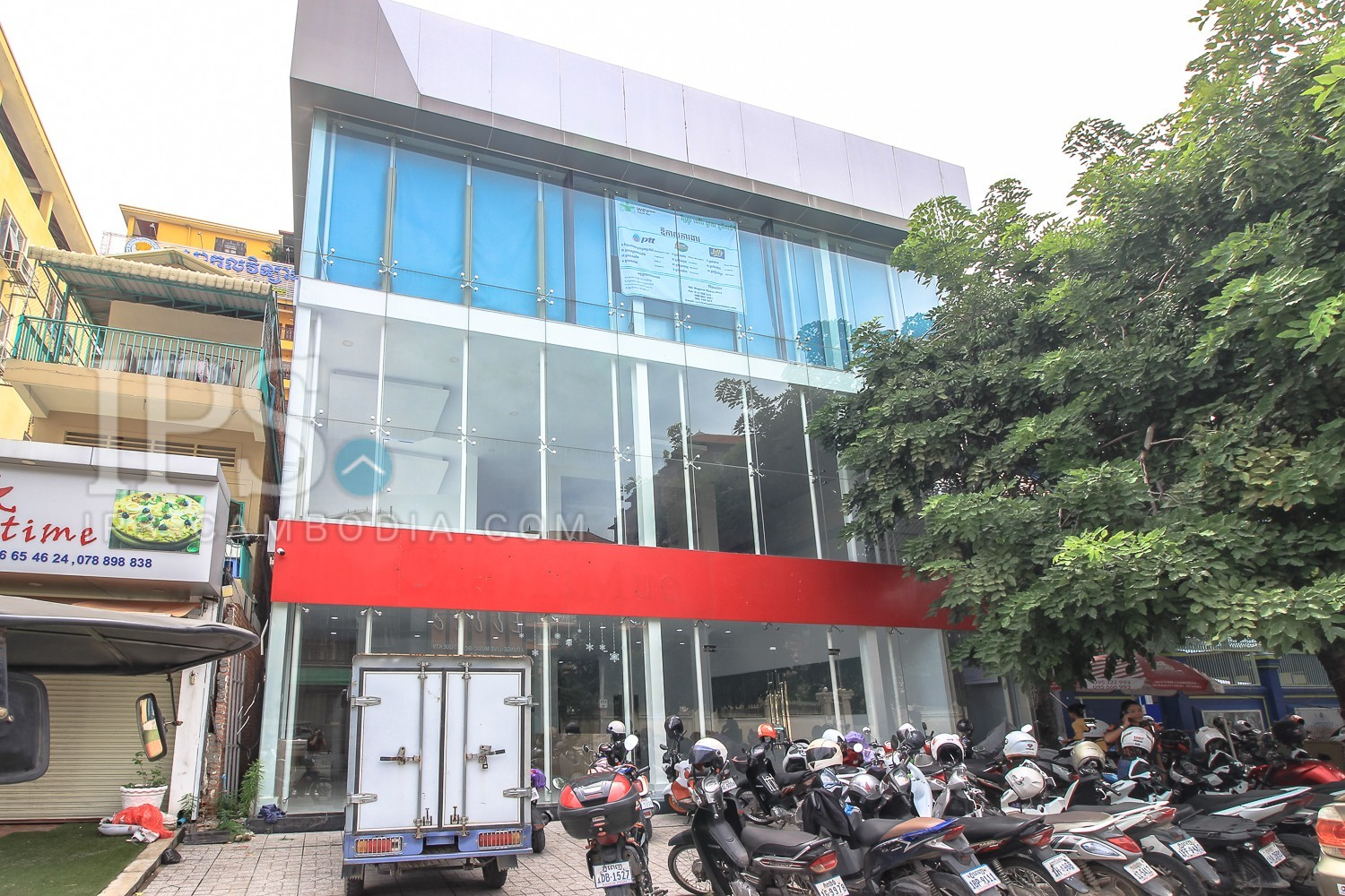 780 Sqm Office Space For Rent - Toul Kork, Phnom Penh
