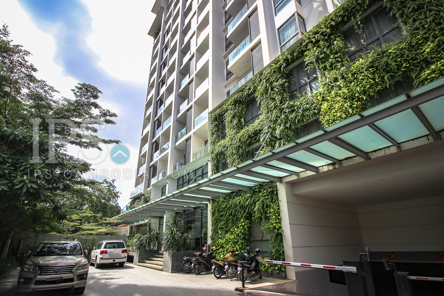 9th Floor-1 Bedroom Apartment For Sale- Embassy Residences