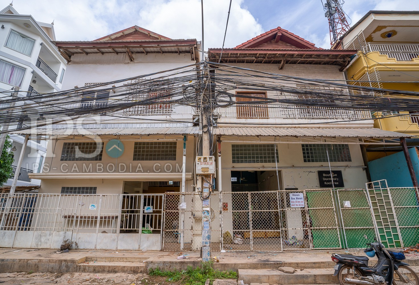 2 Flat Units For Rent - Night Market, Siem Reap