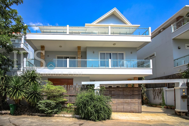 8 Bedroom Villa For Rent - Tonle Bassac, Phnom Penh
