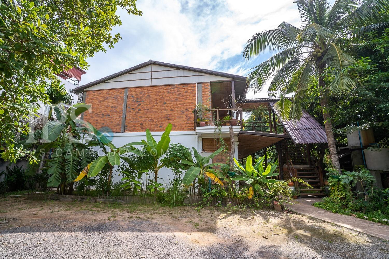 8 Unit Apartment For Sale - Svay Dangkum, Siem Reap