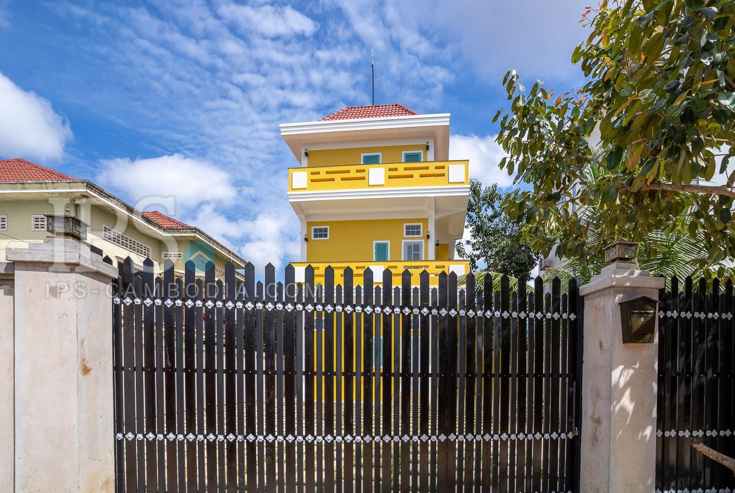 3 Bedroom Villa For Rent - Night Market Area, Siem Reap