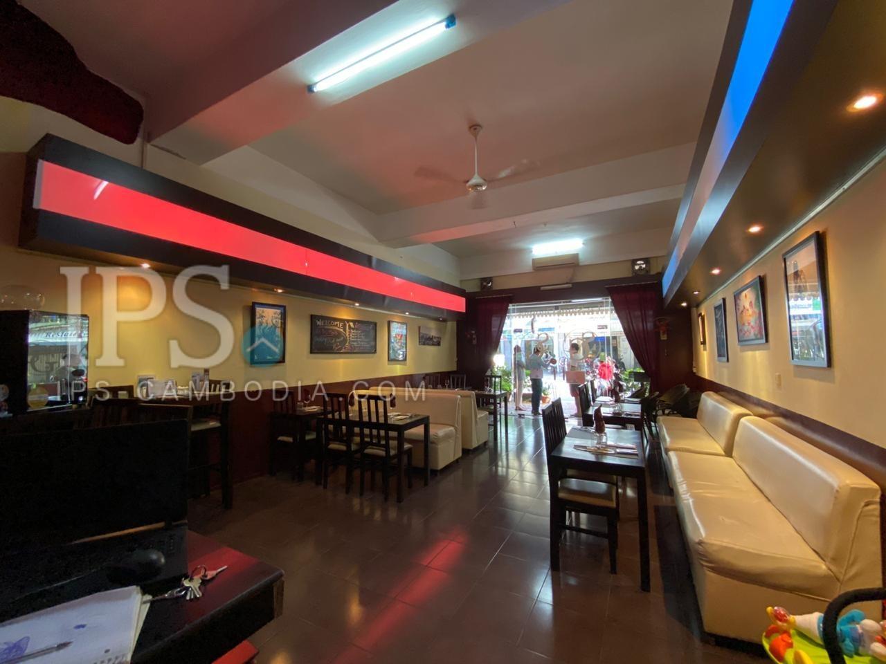 Restaurant Business For Sale - Daun Penh, Phnom Penh