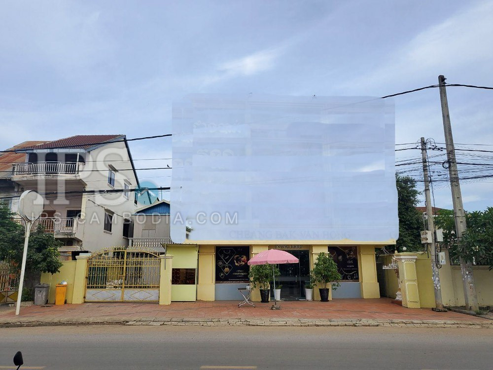 758 Sqm Land For Sale - Rattanak, Battambang