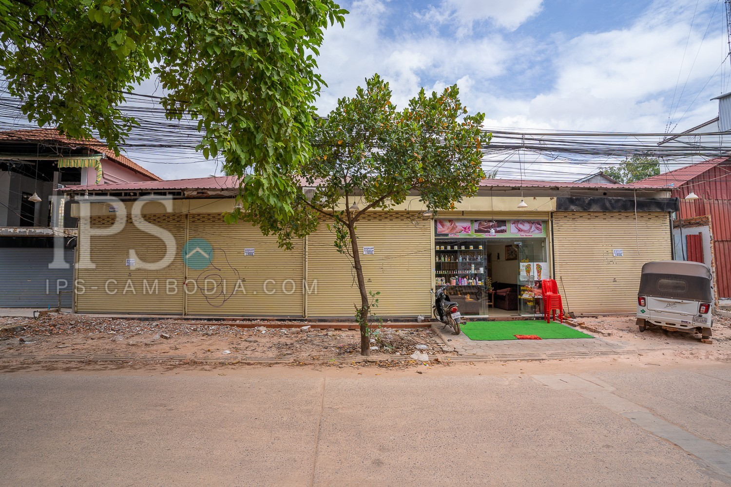 Commercial Space For Sale - Night Market Area, Siem Reap