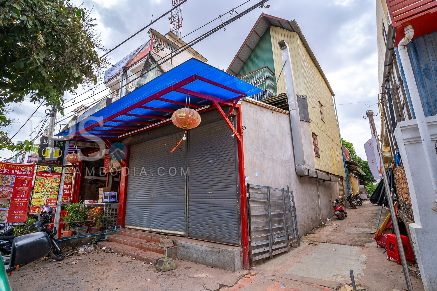 1 Bedroom Shophouse For Sale - Old Market/Pub Street, Siem Reap