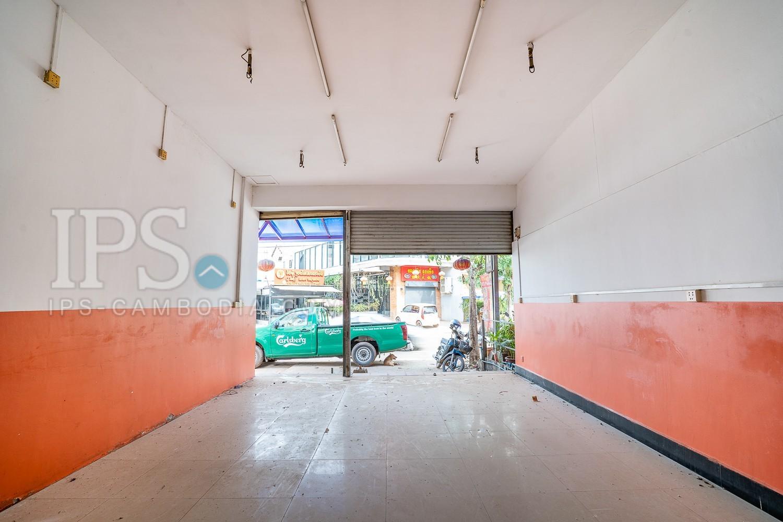 1 Bedroom Shophouse For Sale - Old Market/Pub Street, Siem Reap