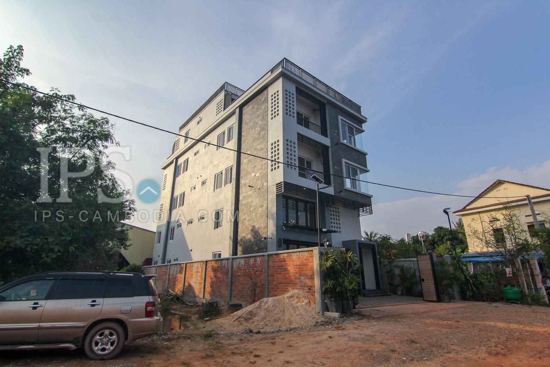 8 Bedroom Apartment Building For Rent - Road 60, Siem Reap