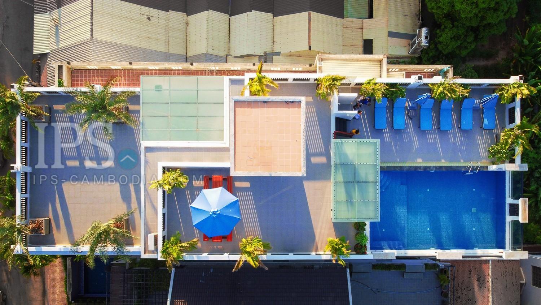 28 Room Hotel For Rent - Wat Bo, Siem Reap