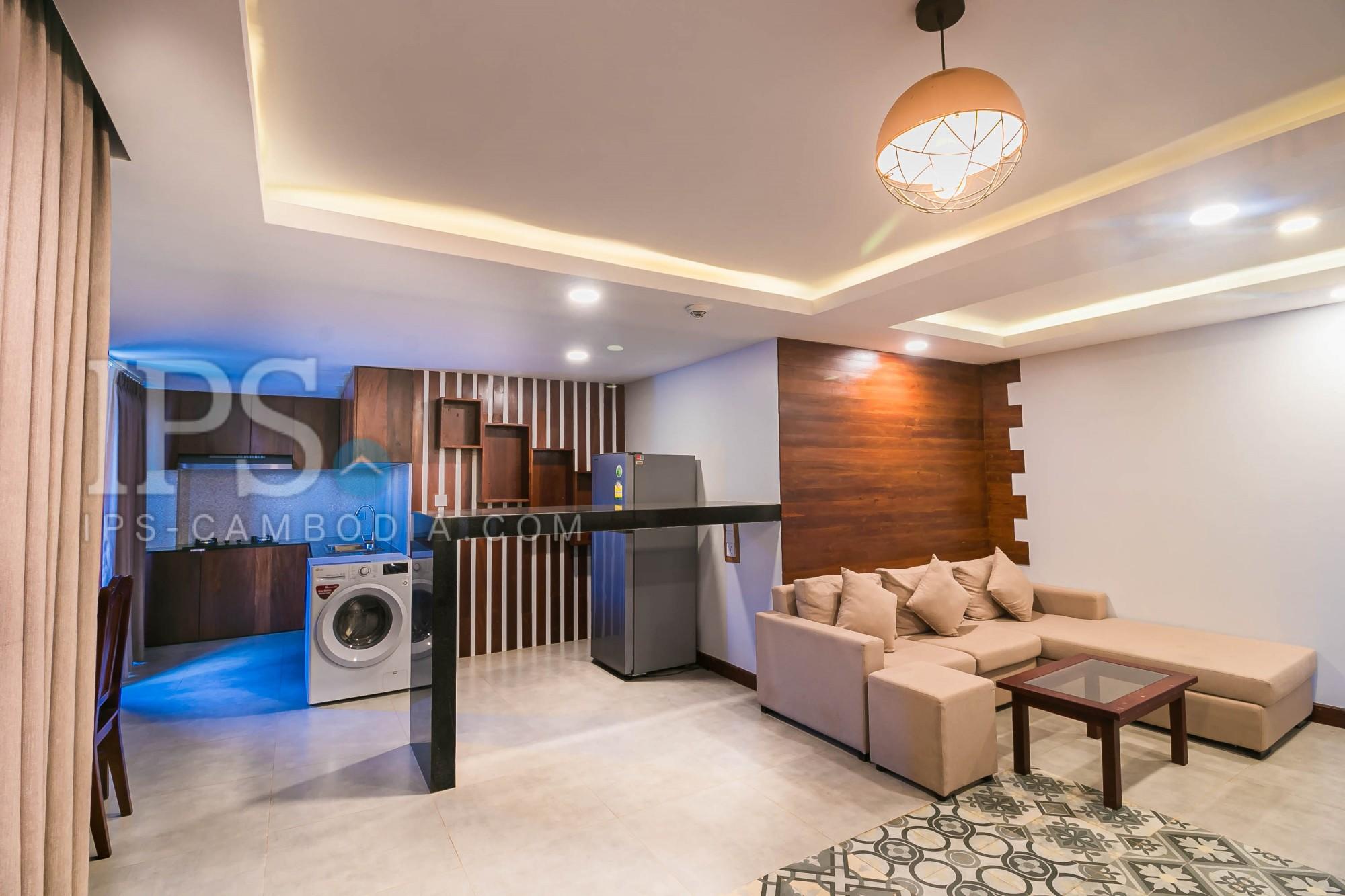 1 Bedroom Apartment For Rent - Old Market  Pub Street, Siem Reap