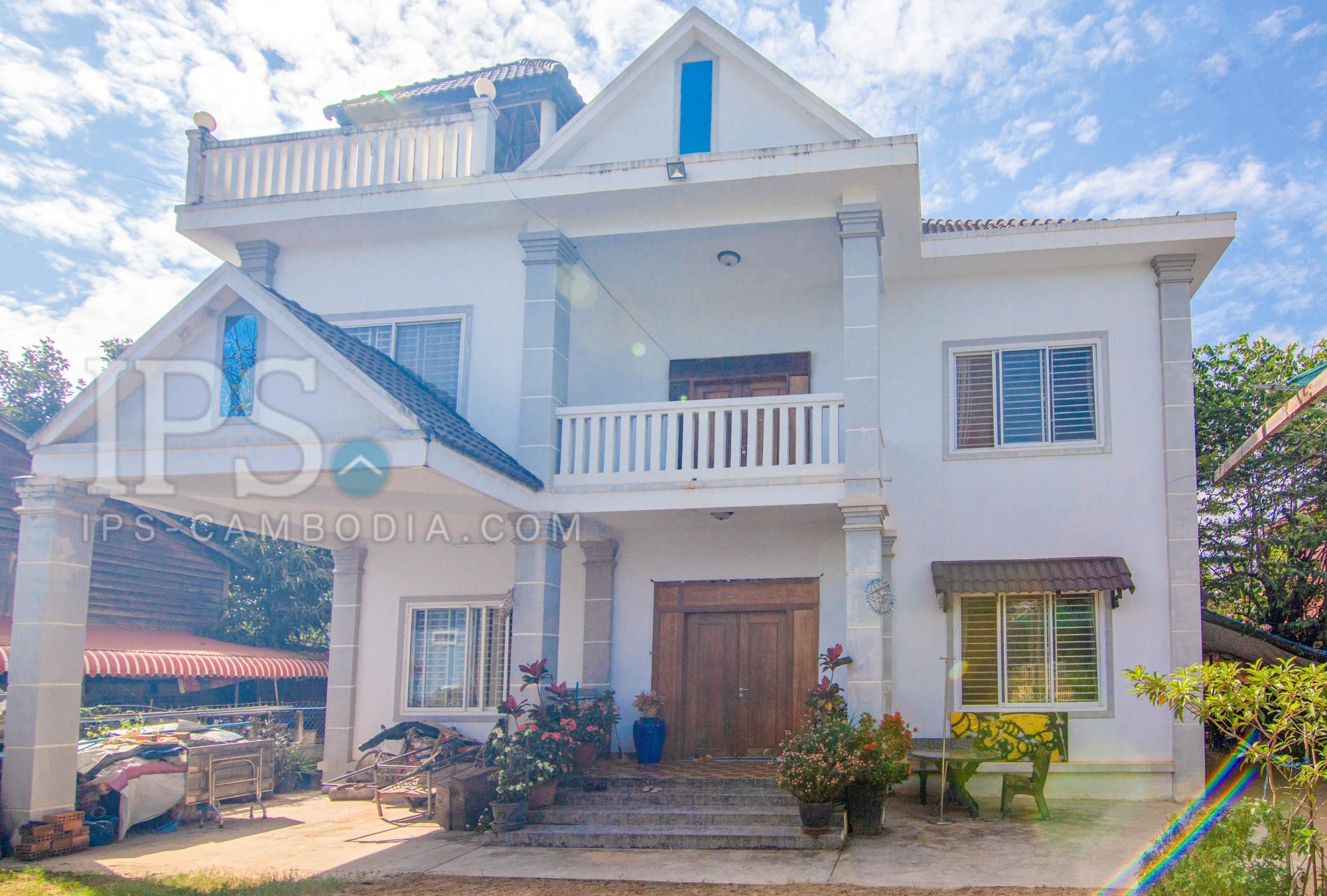 6 Bedroom House For Sale - Slor Kram, Siem Reap