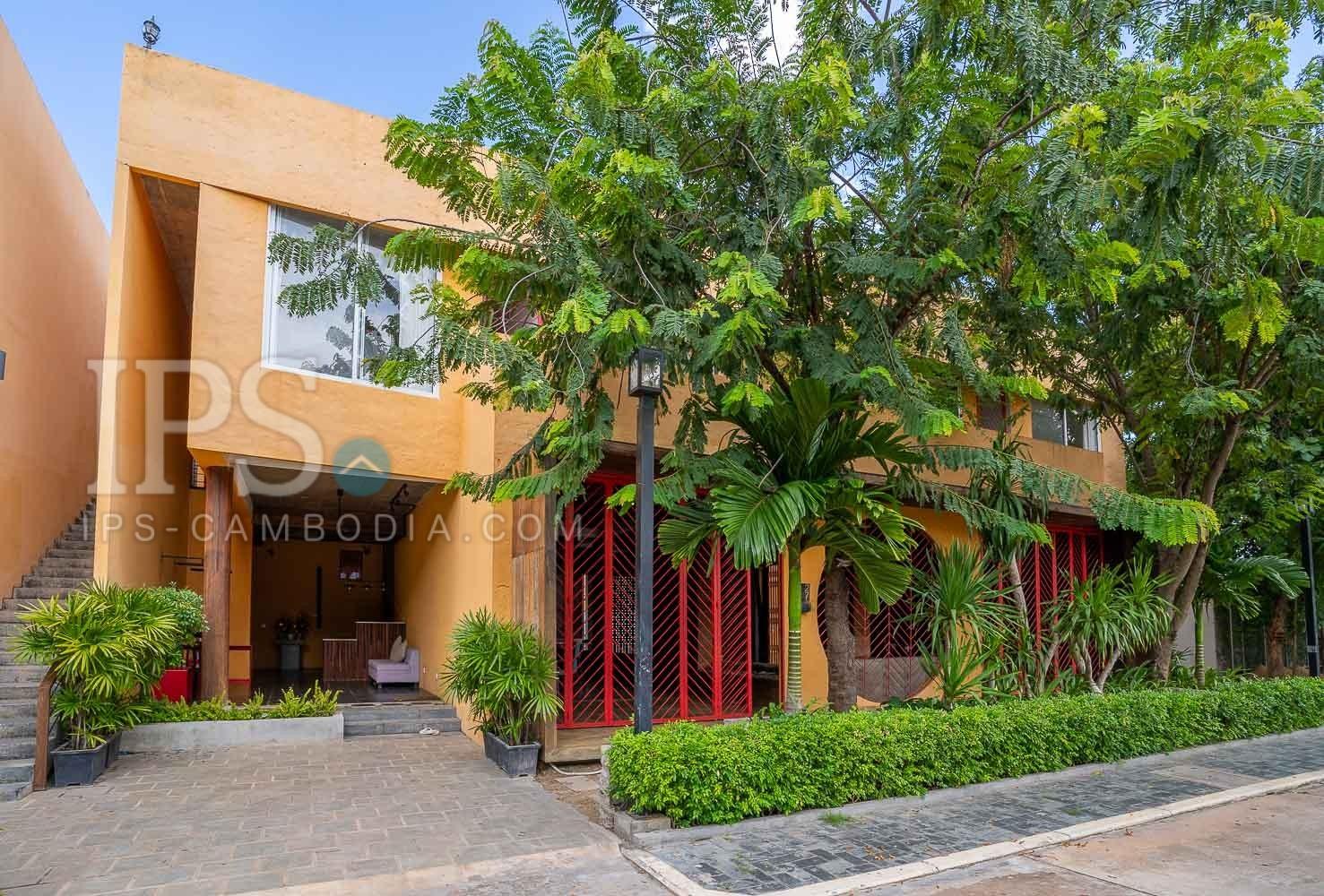 6 Bedroom Villa For Rent - Sra Ngae, Siem Reap