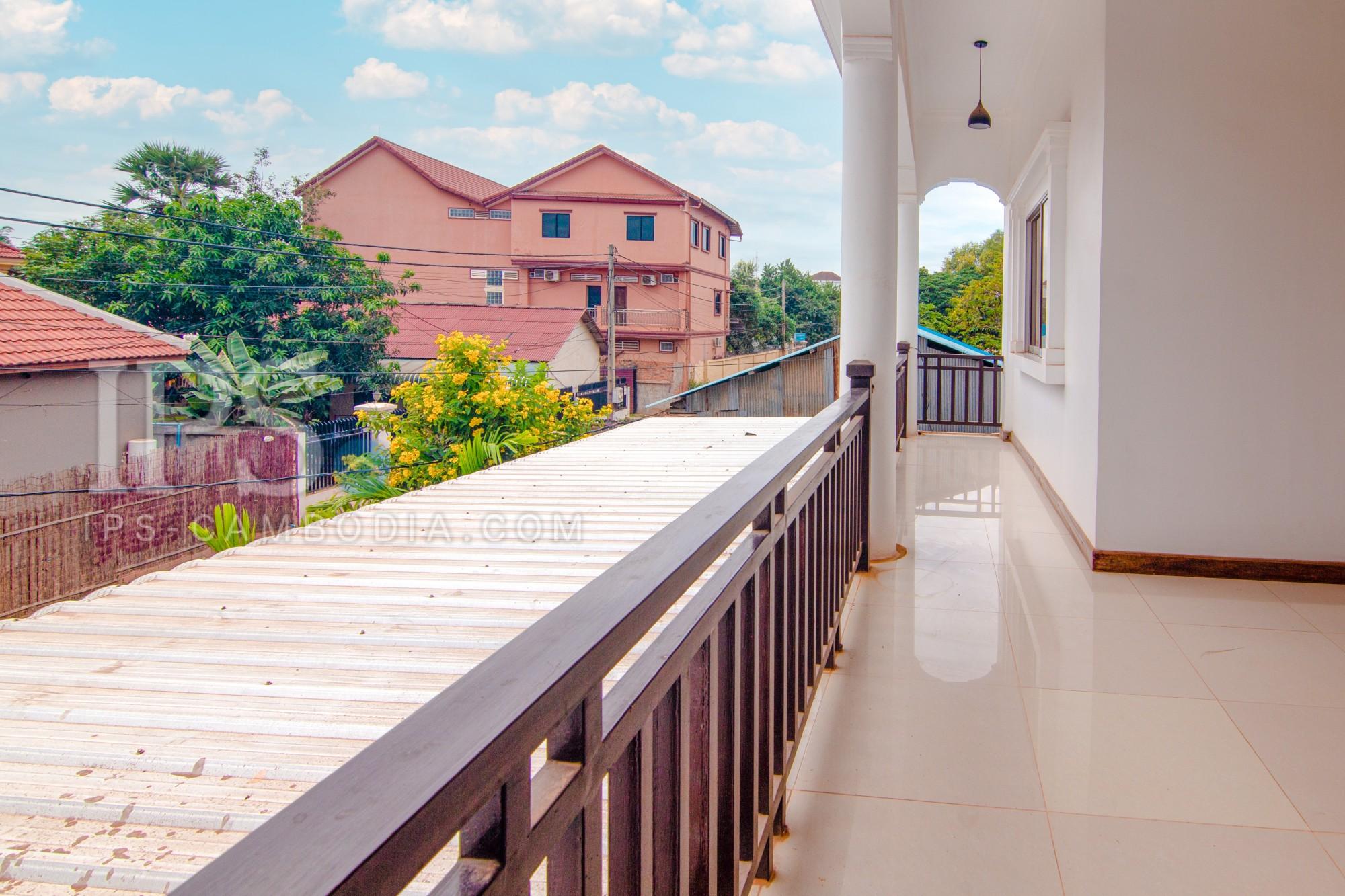 4 Bedroom House  For Rent - Svay Dangkum, Siem Reap