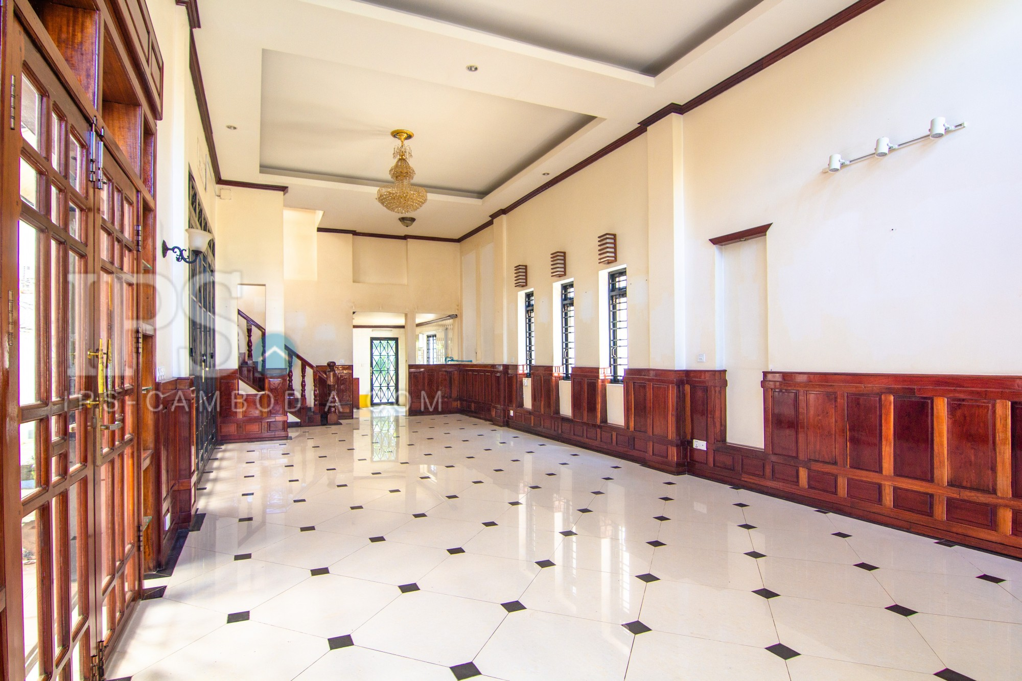 3 Bedroom House For Rent - Wat Bo, Siem Reap