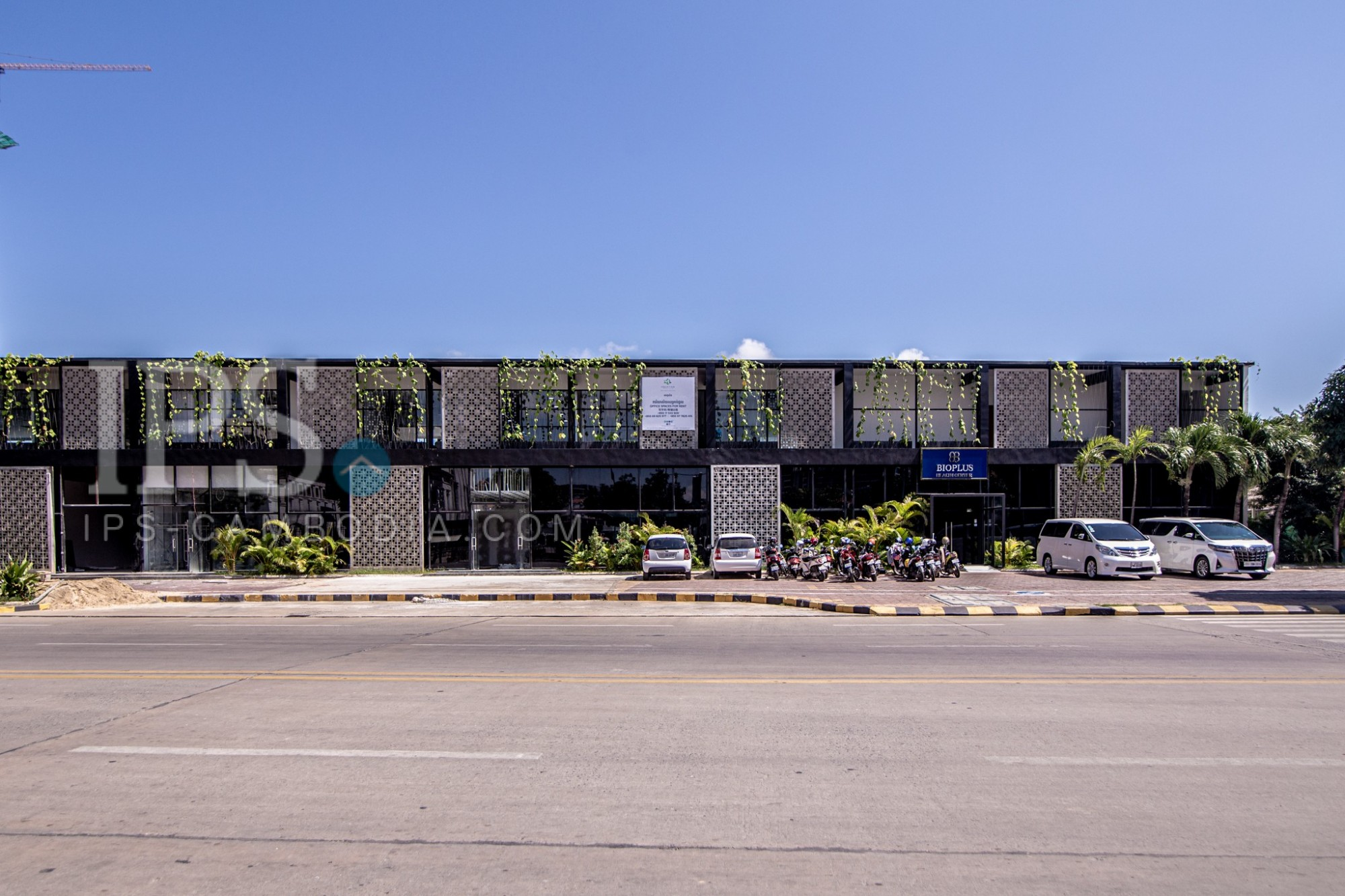 150 sq.m. Commercial Space For Rent - Diamond Island, Phnom Penh