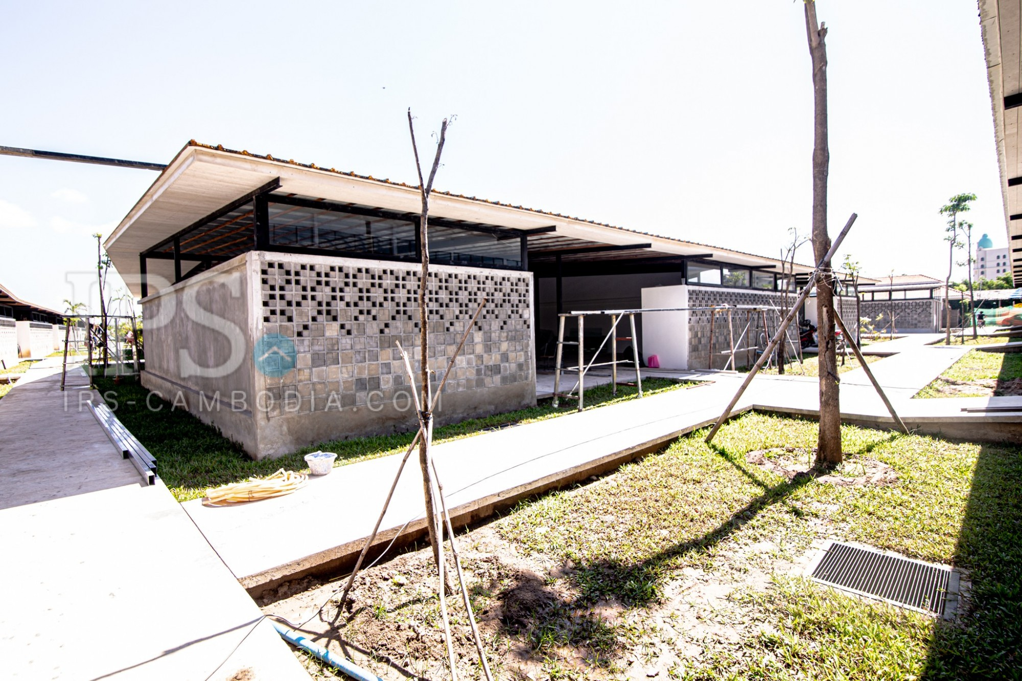 85.10 sq.m. Commercial Space For Rent - Diamond Island, Phnom Penh