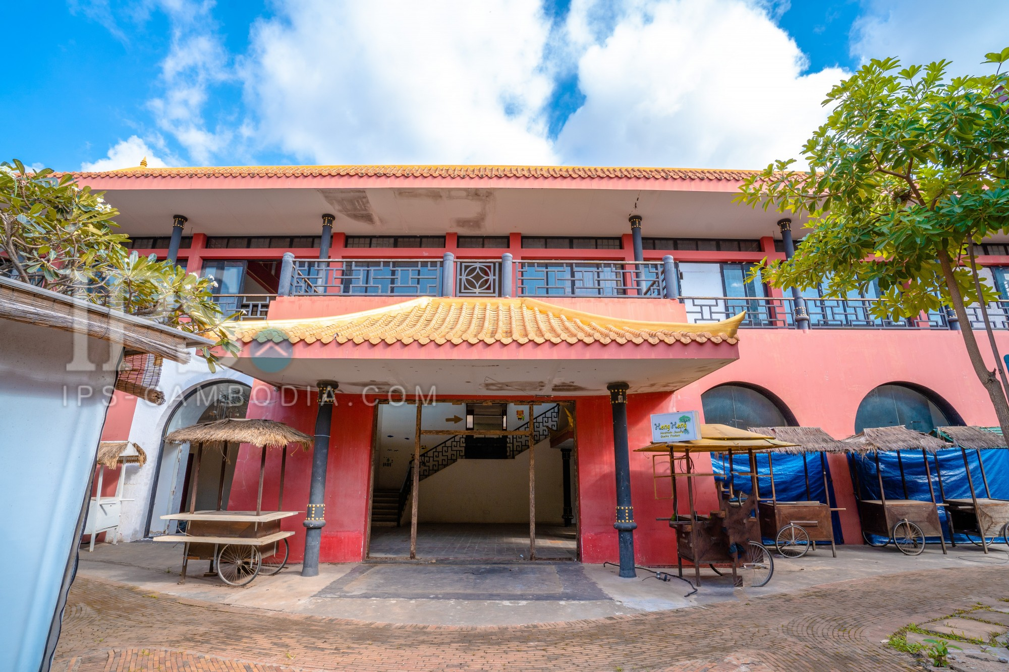 Commercial Building For Sale - Old Market/Pub Street, Siem Reap