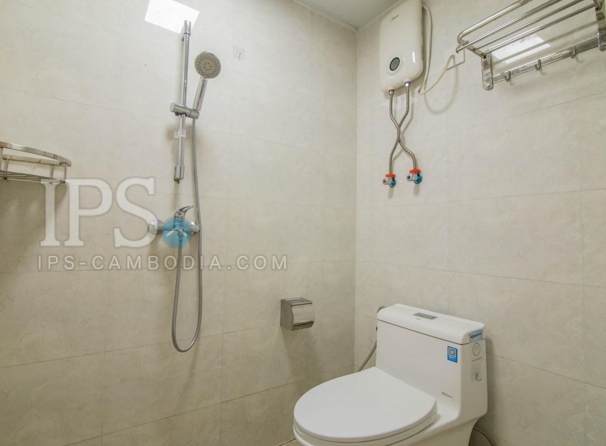Studio Room Condo For Sale - Chamkarmorn, Phnom Penh