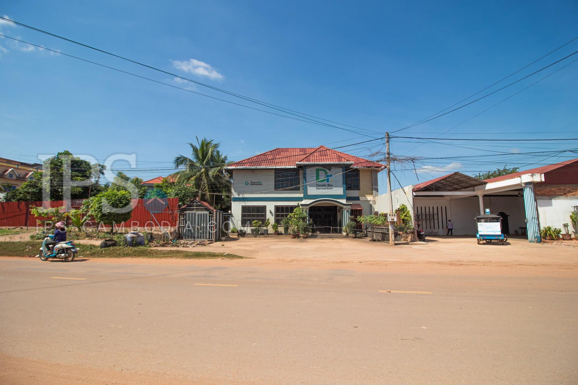 1710 Sqm Land For Sale - Kouk Chak, Siem Reap