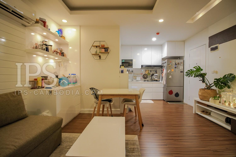 1 Bedroom Condo For Sale - BKK3, Phnom Penh