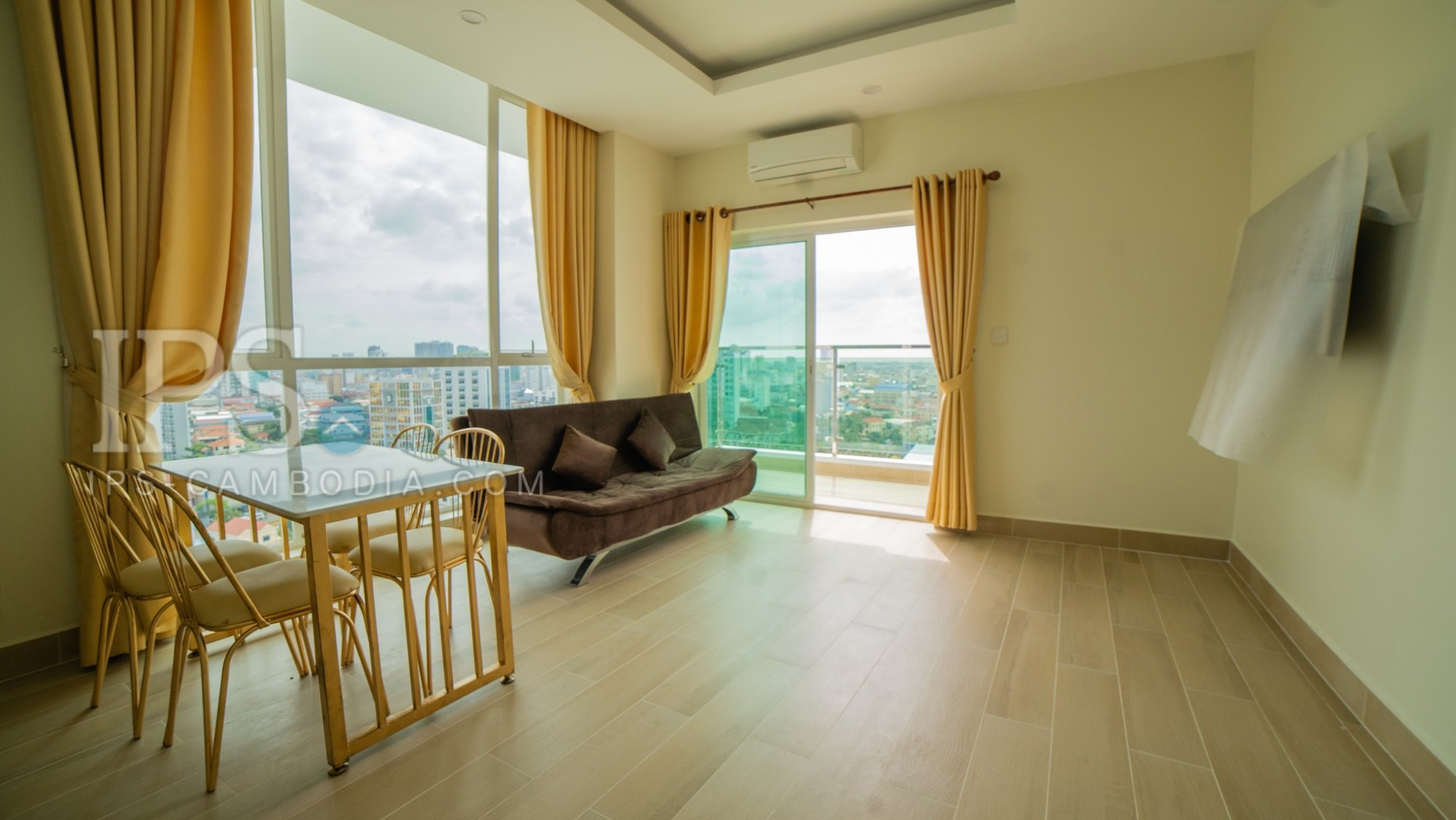 2 Bedroom Apartment For Rent - Boeng Tumpun, Phnom Penh