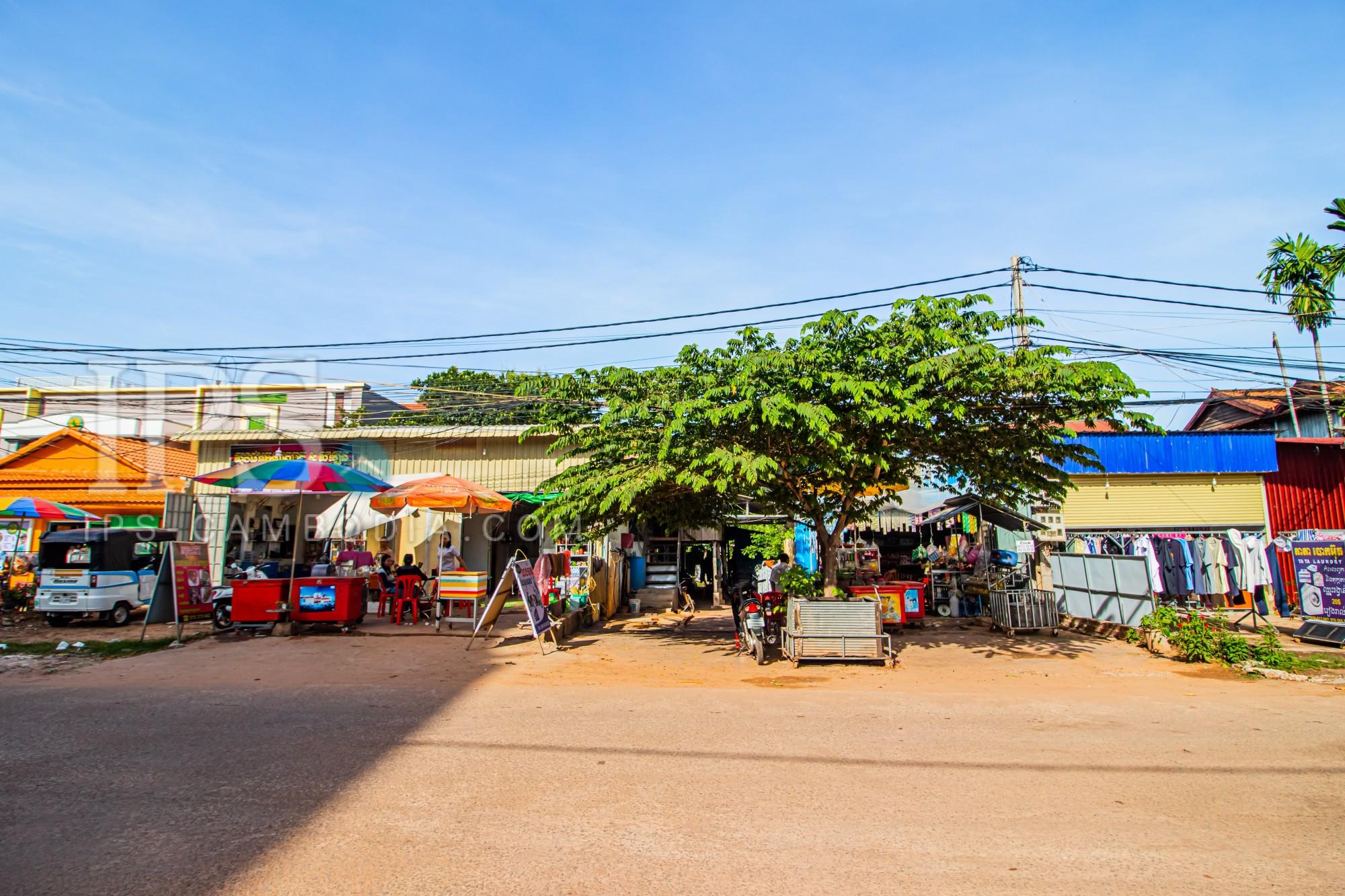 752 Sqm For Sale - Svay Dangkum, Siem Reap